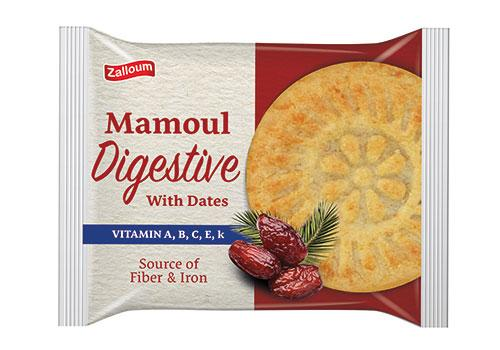 Mamoul Digestive with Dates