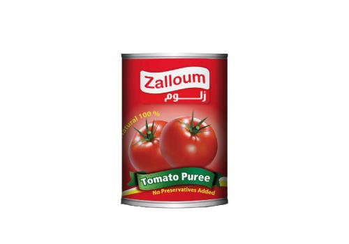 Tomato Paste and Puree in Cans