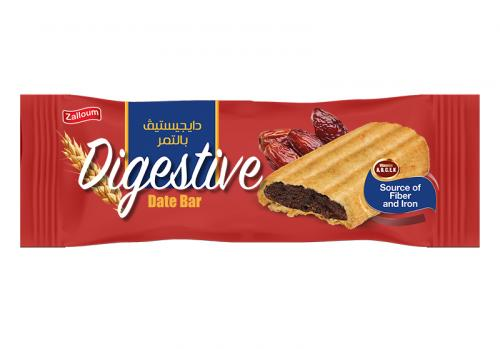 Digestive Date Bar