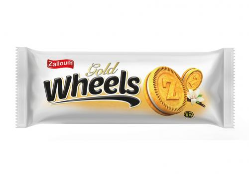 Gold Wheels