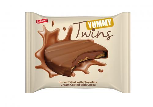 يمي توينز بكريمة الشوكولاتة