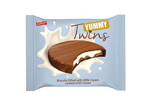 يمي توينز بكريمة الحليب