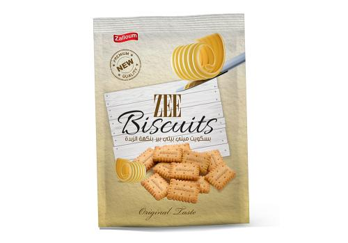 Zee Biscuits with Butter