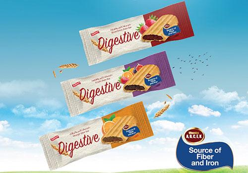Zalloum Group launches the new Digestive with Dates range