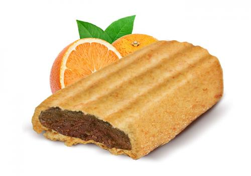 Digestive Date Bar with Orange